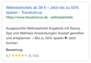 travelcircus online rating