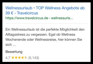 travelcircus online rating